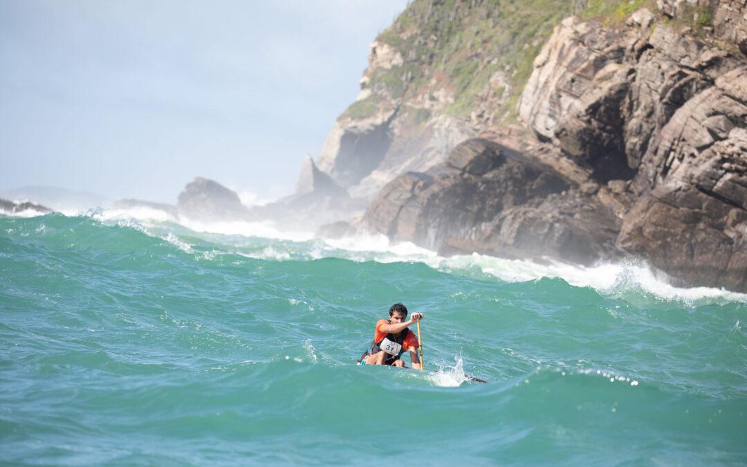 Evento de SUP, Canoa e Natação será realizado em Manguinhos