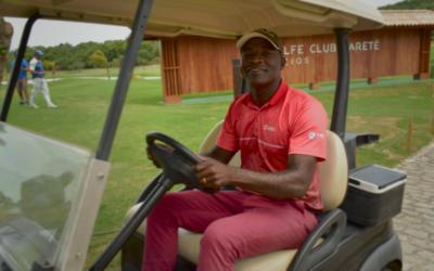 Cinco Perguntas: Vitor Pessanha, golfista