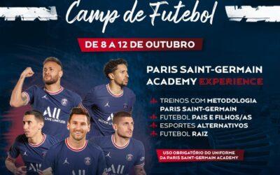 Aretê Búzios recebe camp do PSG Academy Brasil e se consagra como destino esportivo