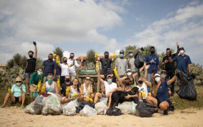 Aretê participa das ações do Clean Up the World (CUW)