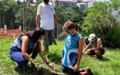Circuito Grangiro apoia o replantio de mudas nativas em Búzios
