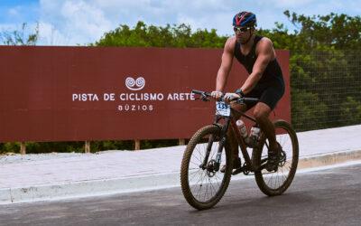 Búzios é sede de pista dedicada ao ciclismo de estrada com trecho em gravel