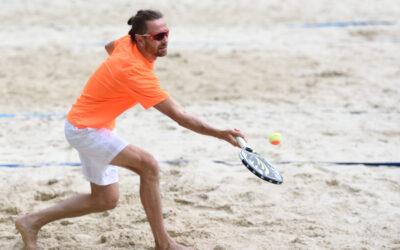 Clube Aretê recebe Copa Alive de Beach Tennis